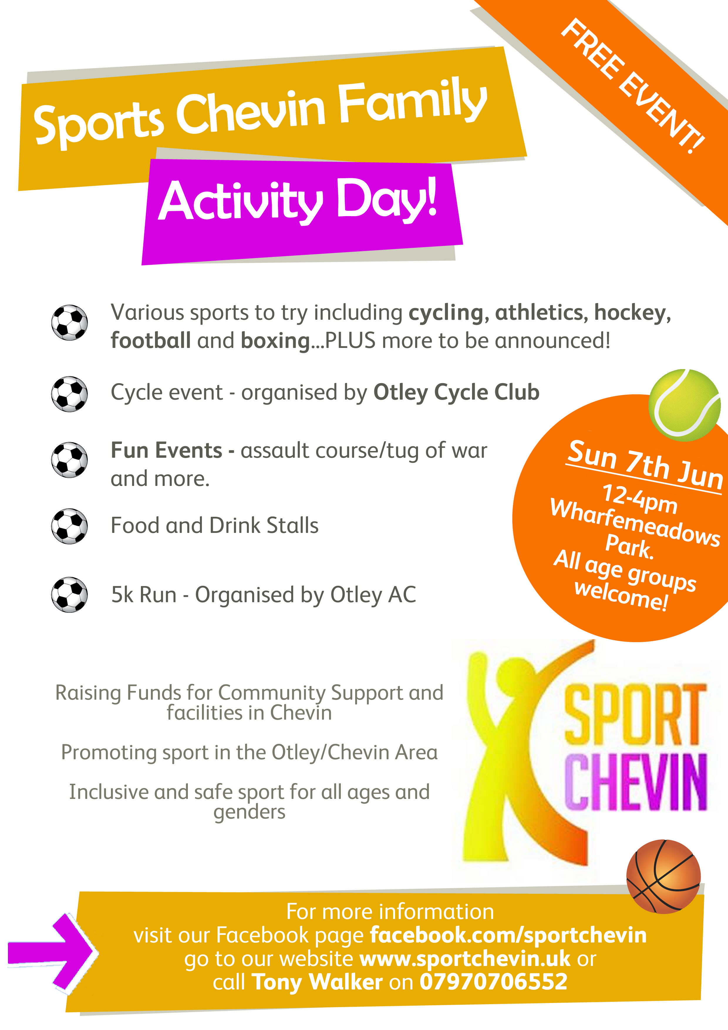 Sport Chevin Sports Day